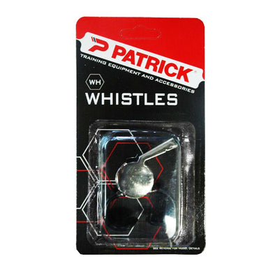 Patrick metal fingergrip whistle