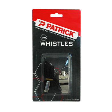 Patrick metal whistle