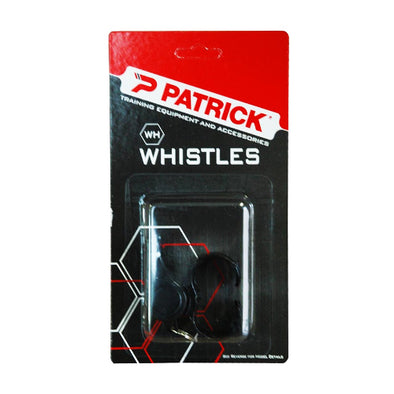Patrick plastic fingergrip whistle