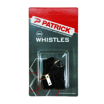 Patrick plastic whistle