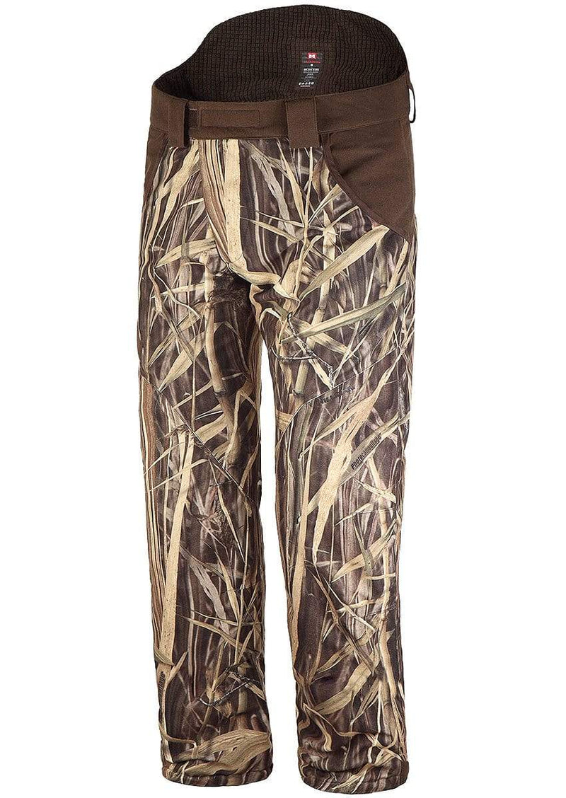 Waterfowl Camo Bolt Hunting Pants - HILLMAN® Waterproof Hunting Trousers