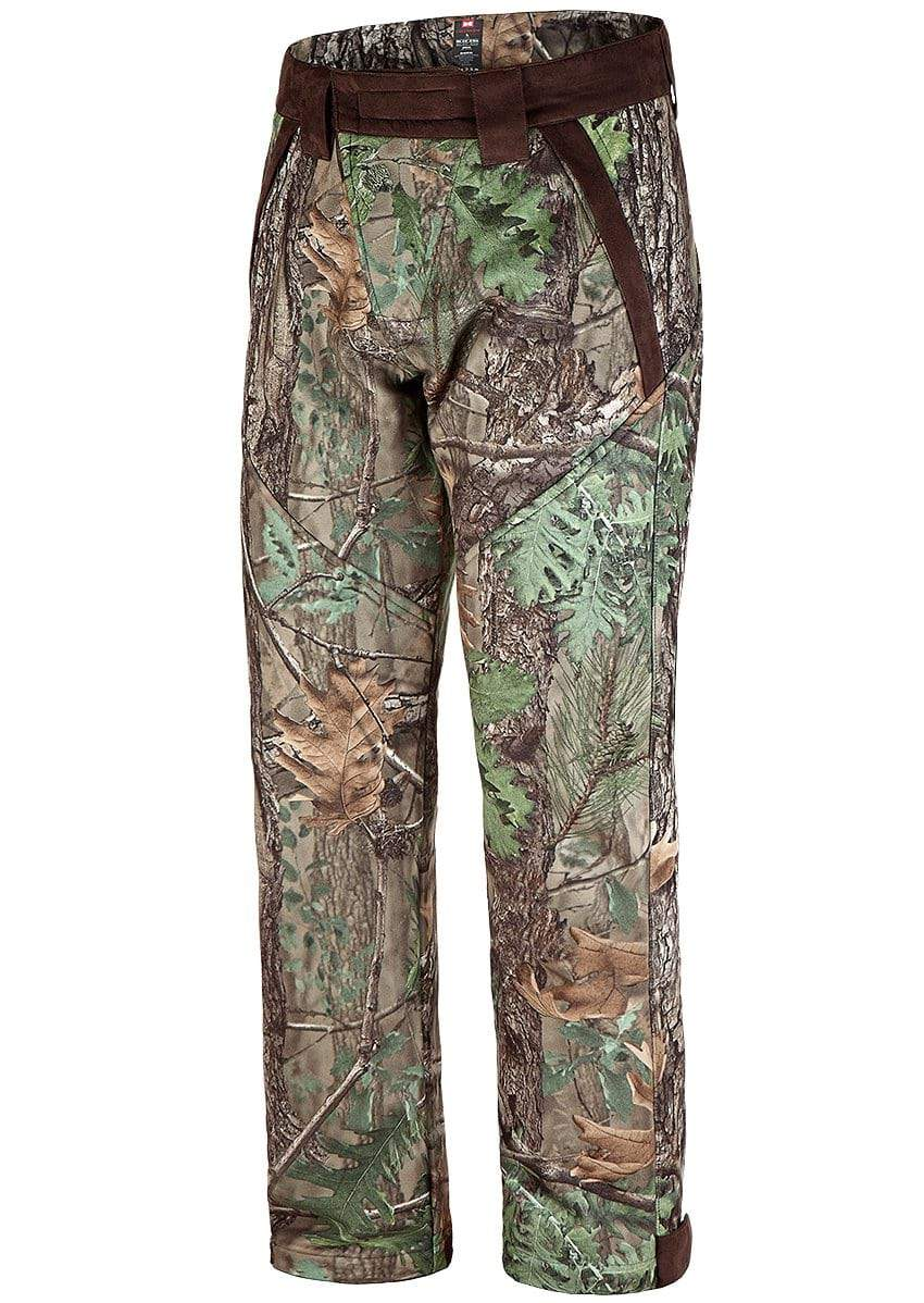Green Camo Windarmour Hunting Pants - Hillman® Mens Hunting Gear