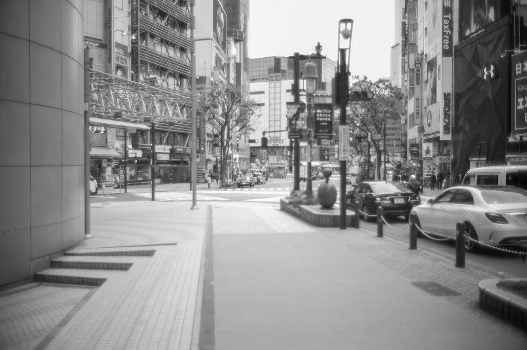 Leica Summilux 35mm f/1.4 2nd + M Monochrom @渋谷 Part2