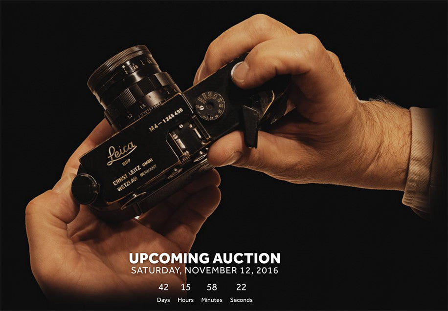 TAMARKIN RARE Camera Auctions