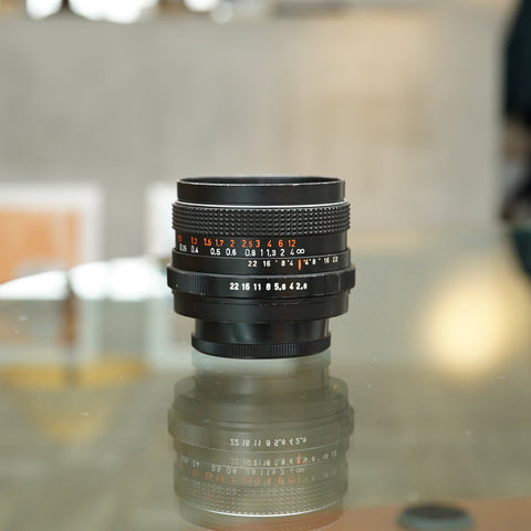 MC Pentacon 29mm f/2.8 electric [M42マウント]