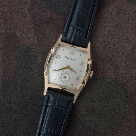 BULOVA Rectangle