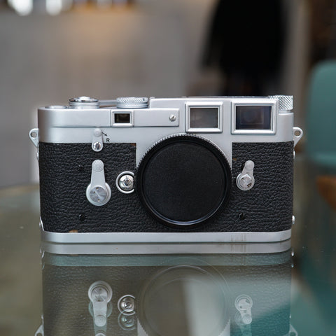 Leica M3 クローム  Double Stroke 【整備済み】