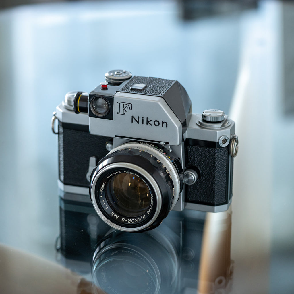 Nikon F Photomic TN+Nikkor-S Auto 50mm f/1.4