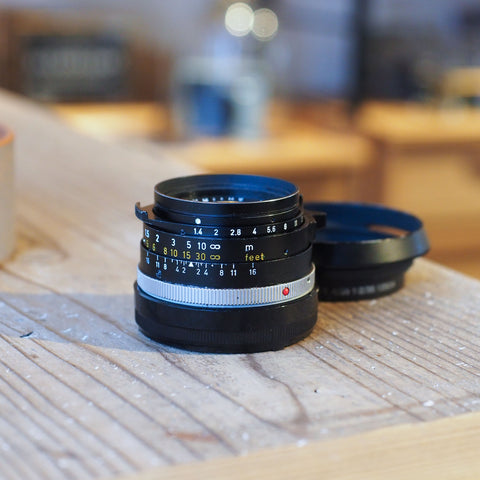Leica Summilux 35mm f/1.4 2nd
