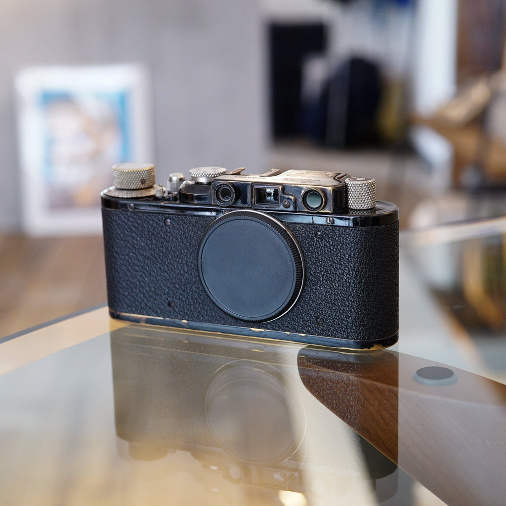 Leica DII ブラックペイント【OH済み】