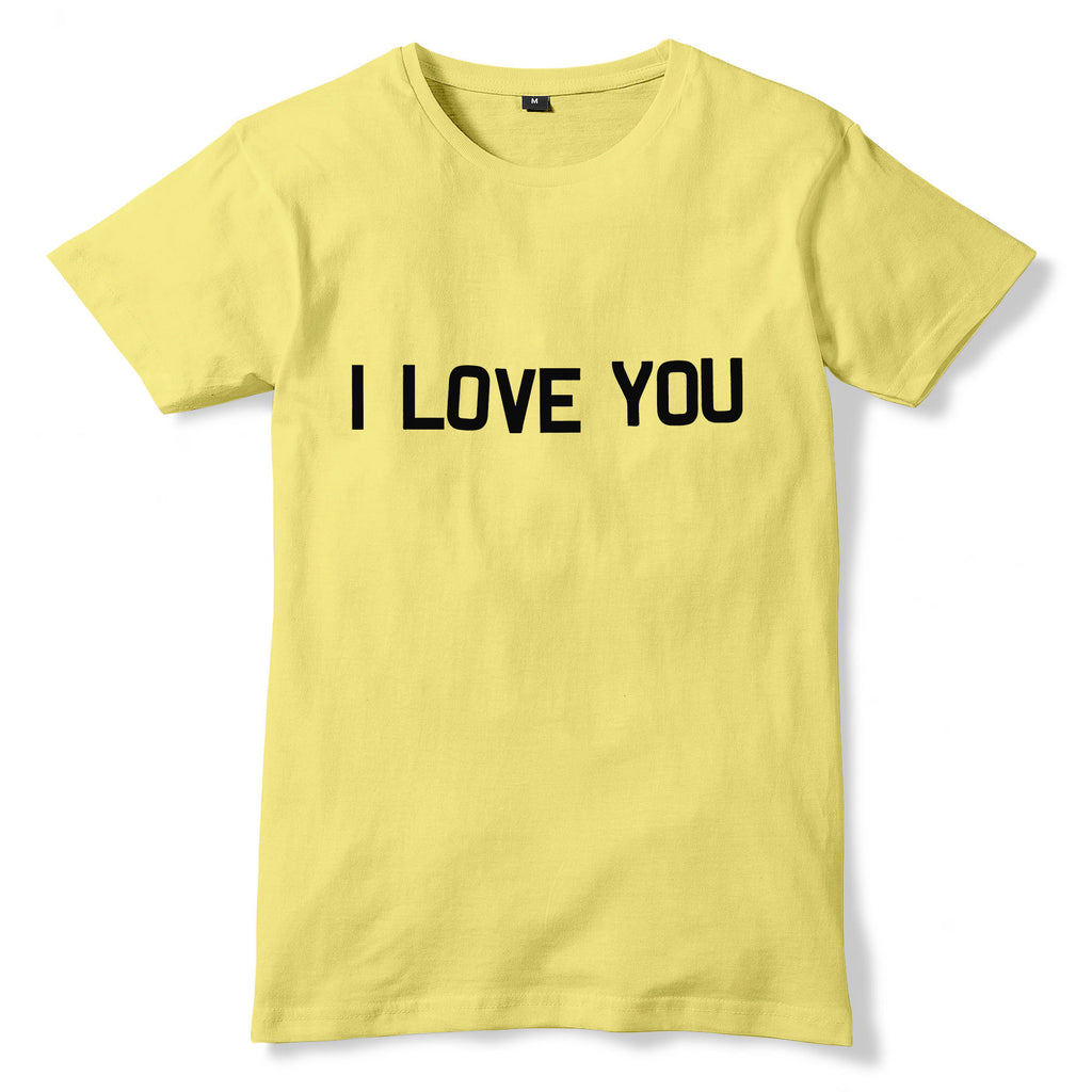 Vic & Bob I LOVE YOU T-Shirt - eightbittees