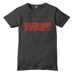 Blackadder WEASEL QUOTE T-Shirt - eightbittees