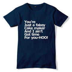 Vic & Bob MASTERCHEF QUOTE T-Shirt - eightbittees