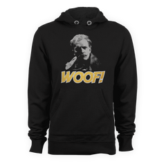 Blackadder FLASHHEART WOOF! Hoodie - eightbittees
