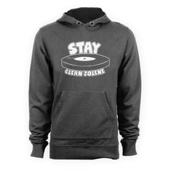 STAY CLEAN JOLENE Fat Wreck Chords Hoodie - eightbittees