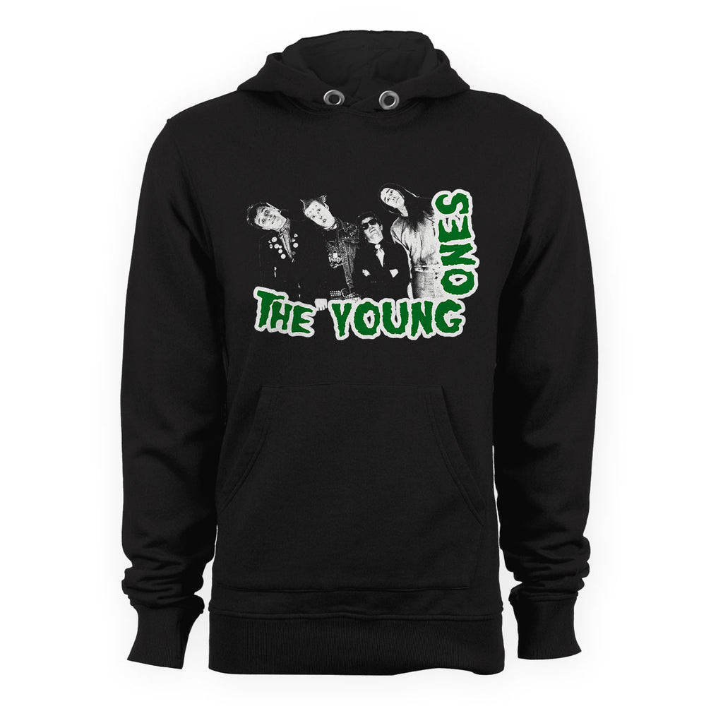 The Young Ones BACHELOR BOYS HORROR Inspired Hoodie - eightbittees