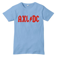 AXL/DC Axl Rose AC/DC Inspired T-Shirt - eightbittees