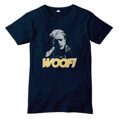 Blackadder FLASHHEART WOOF! T-Shirt - eightbittees