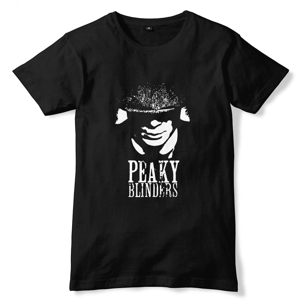 PEAKY BLINDERS Tommy Shelby Cap T-Shirt - eightbittees