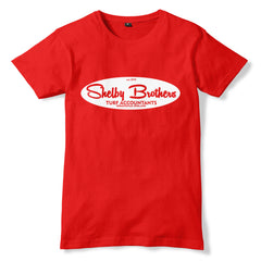 PEAKY BLINDERS Inspired Shelby Brothers TURF ACCOUNTANTS T-Shirt - eightbittees