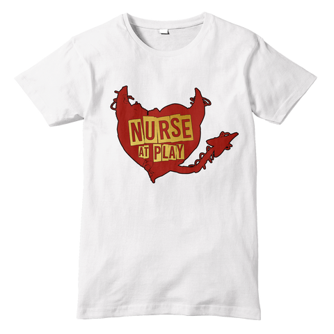 NURSING T-Shirts - Sublimation Print - eightbittees