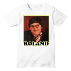 Grange Hill ROLAND BROWNING T-Shirt - Sublimation Print - eightbittees