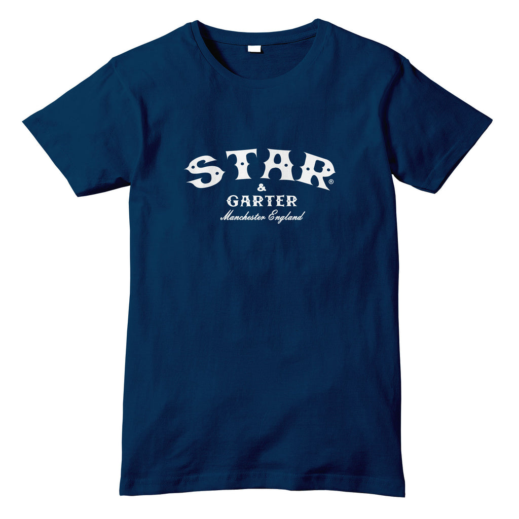 The STAR & GARTER Manchester T-Shirt - eightbittees
