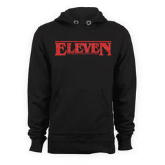 Eleven - STRANGER THINGS TV Show Inspired HOODIE - eightbittees