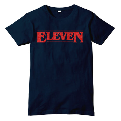 Eleven - STRANGER THINGS TV Show Inspired T-Shirt - eightbittees