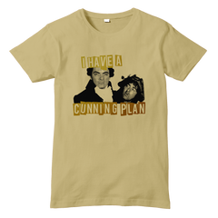 Blackadder CUNNING PLAN T-Shirt - eightbittees