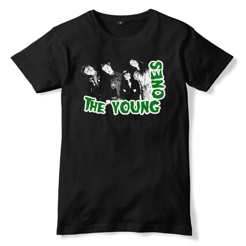 The Young Ones BACHELOR BOYS HORROR T-Shirt - eightbittees