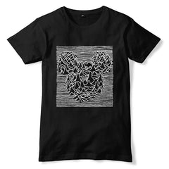 JOY DIVISION Mickey Mouse Style T-Shirt. - eightbittees