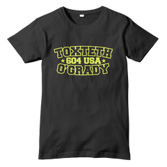 The Young Ones TOXTETH O'GRADY T-Shirt - eightbittees
