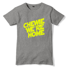 Chewie We're Home T-Shirt - eightbittees