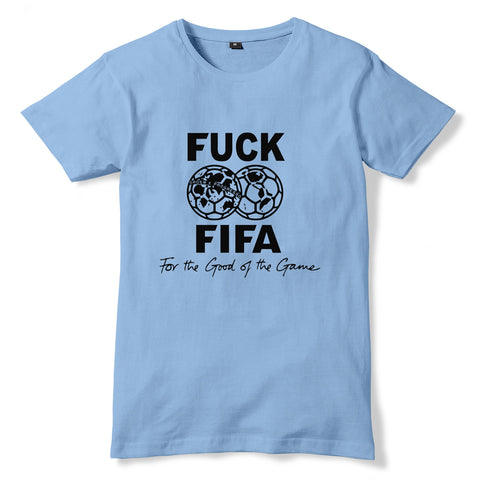 Fuck FIFA Protest T-Shirt - eightbittees