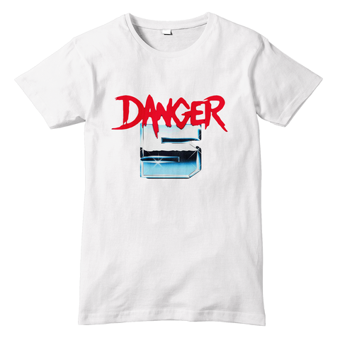 DANGER 5 T-Shirts - Sublimation Print - eightbittees