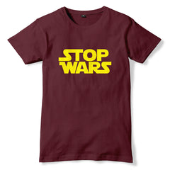 STOP WARS Star Wars Inspired T-Shirt - eightbittees