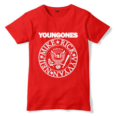 The Young Ones RAMONES Inspired T-Shirt - eightbittees