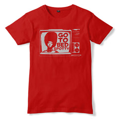 The Young Ones GO TO BED SPOTTY T-Shirt - eightbittees