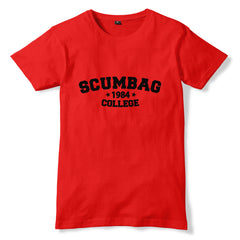 The Young Ones SCUMBAG COLLEGE T-Shirt - eightbittees
