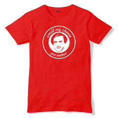 Alan Partridge SMELL MY CHEESE T-Shirt - eightbittees