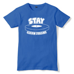 STAY CLEAN JOLENE Fat Wreck Chords TShirt - eightbittees