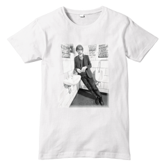 JARVIS COCKER T-Shirts - Sublimation Print - eightbittees
