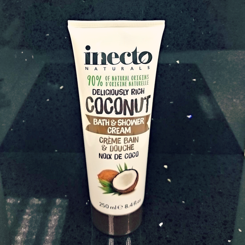 Inecto Pure Coconut Bath and Shower 250ml