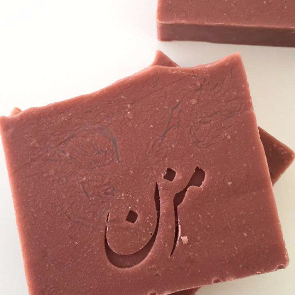 Pink Clay Soap bar - MZN Bodycare