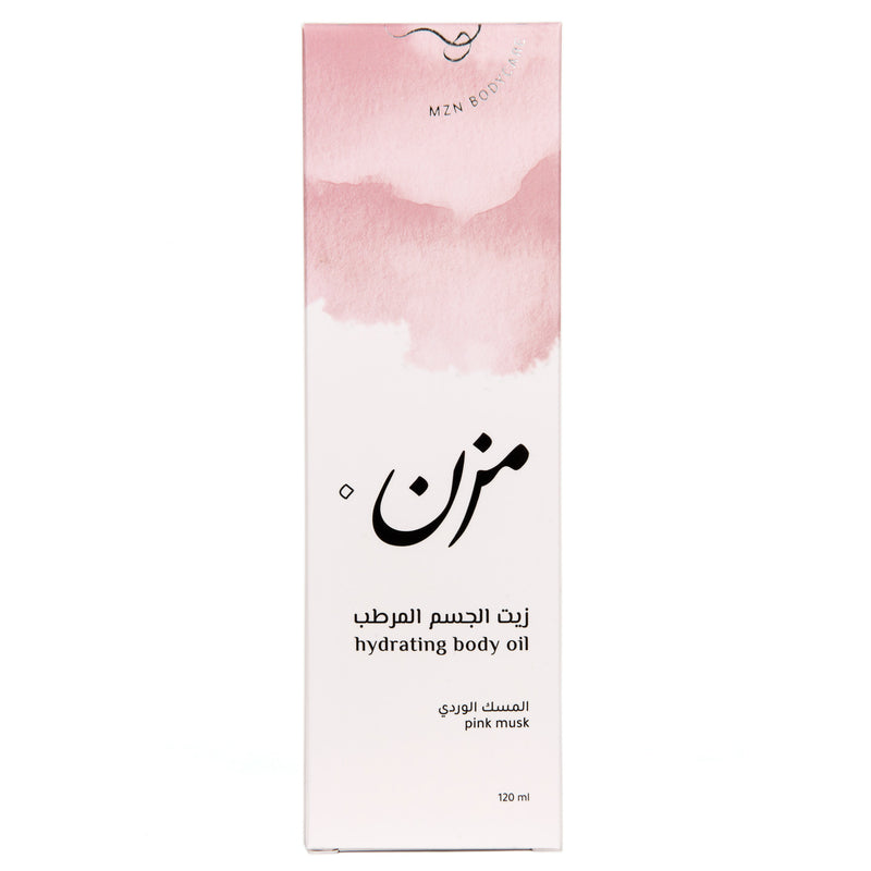 PINK MUSK Body Oil - MZN Bodycare