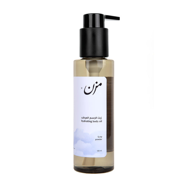 POWDER Body Oil - MZN Bodycare