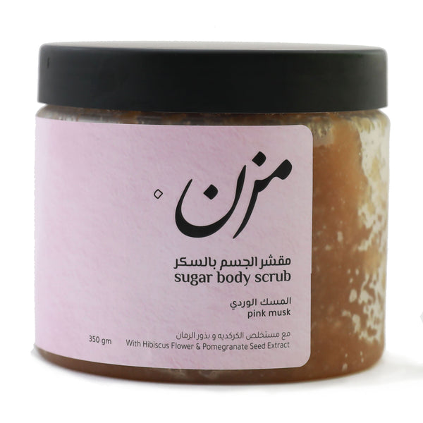 PINK MUSK Sugar Body Scrub
