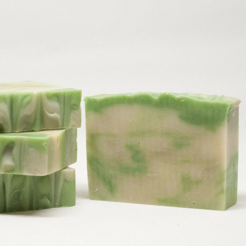 Lemongrass Mint Soap Bar - MZN Bodycare