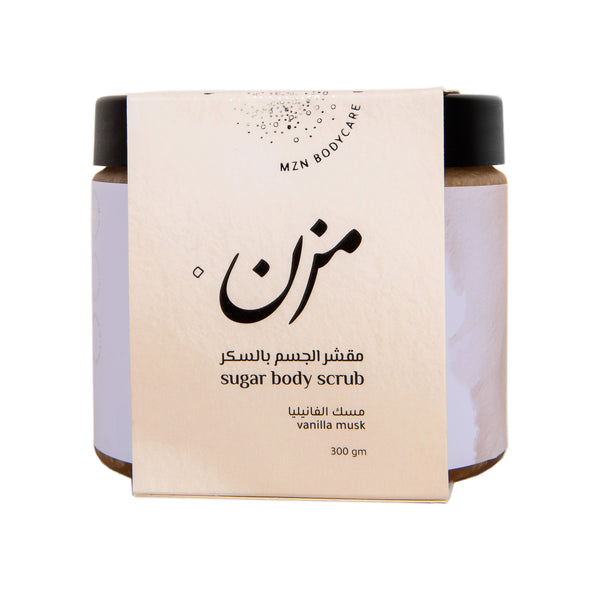 SUGAR Body Scrub - MZN Bodycare